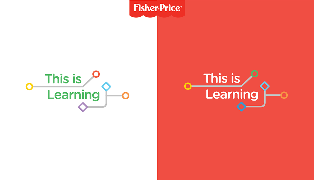 Fisher Price This is Learning | Campaign Identity Concept ...